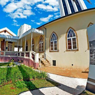 O Museu Prudente de Moraes fica à rua Santo Antônio, 641, no Centro - Foto: Bolly Vieira