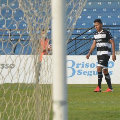 Nhô Quim bateu o São Bento por 2 a 0 e segue 100% na competição estadual - Foto: Ruben Fontes Neto/XV de Piracicaba