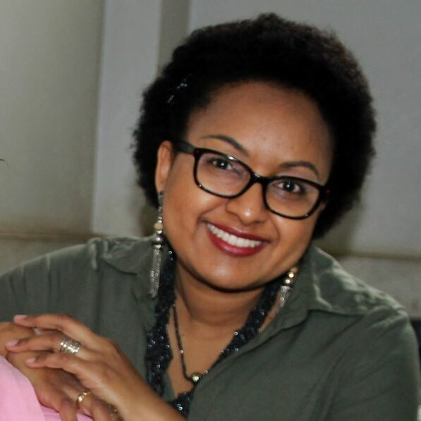 A jornalista Eliana Teixeira, do Canal da Lili - Revista Digital - Foto: Amanda Stocco